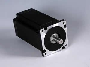Size 86mm 3-Phase Hybrid Stepper Motor