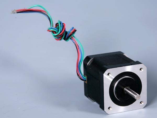 3 6 Degree High Torque Hybrid Stepper Motor   Fulling 2