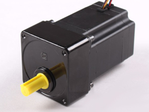 57mm Hybrid Stepper Motor with Spur Gearbox