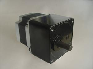 86mm Hybrid Stepper Motor with 90mm Spur Gearbox