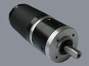 42mm Round Brushless Motor with 48mm Planetary Gearbox