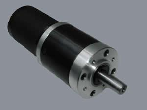 42mm Brushless Motor with 48mm Planetary Gearbox